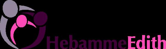 Hebamme Edith Logo